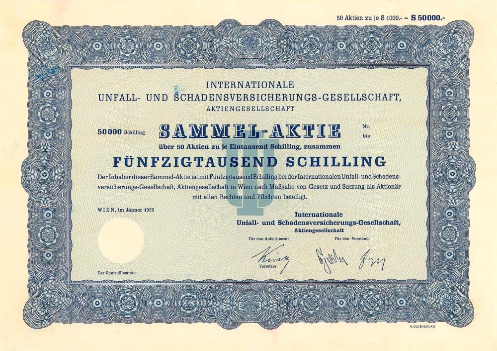Internationale Unfall- und Schadensversicherungs-Gesellschaft