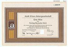 Adolf Ahlers AG