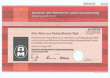 Aachener und Münchener Lebensversicherung AG