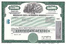 Brilliance China Automotive Holdings