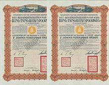 China-Lot: Republik China Lung-Tsing-u-Hai-Eisenbahn (20 Stück)