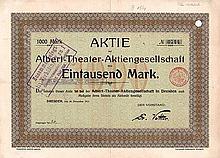 Albert-Theater-AG
