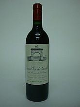 1 bouteille   CHÂTEAU LEOVILLE LAS CASES 1994 GCC2 St Julien