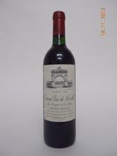 1 bouteille   CHÂTEAU LEOVILLE LAS CASES 1989 GCC2 St Julien (B.G.)