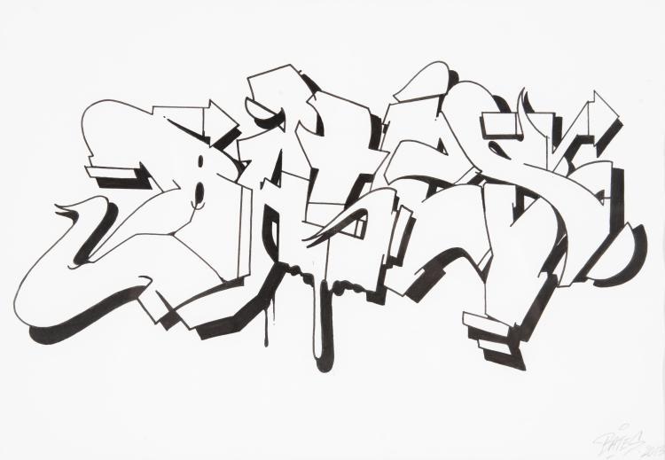 BATES (1971) Sans titre, 2013