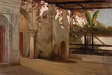Charles Zacharie LANDELLE (1821-1908) Ruelle.