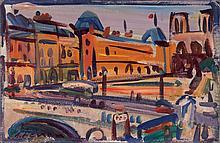 Antoine FERRARI (1910-1995) Paris.