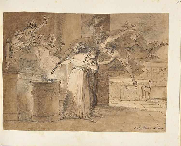 Pietro BENVENUTI (Arezzo 1769 - Florence