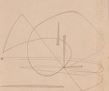 NICOLAAS WARB (NLD/1906-1957)  Composition, 1951