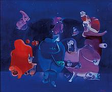 CARLOS BRACHE (PER/1944)  Effet Sidera, 1975
