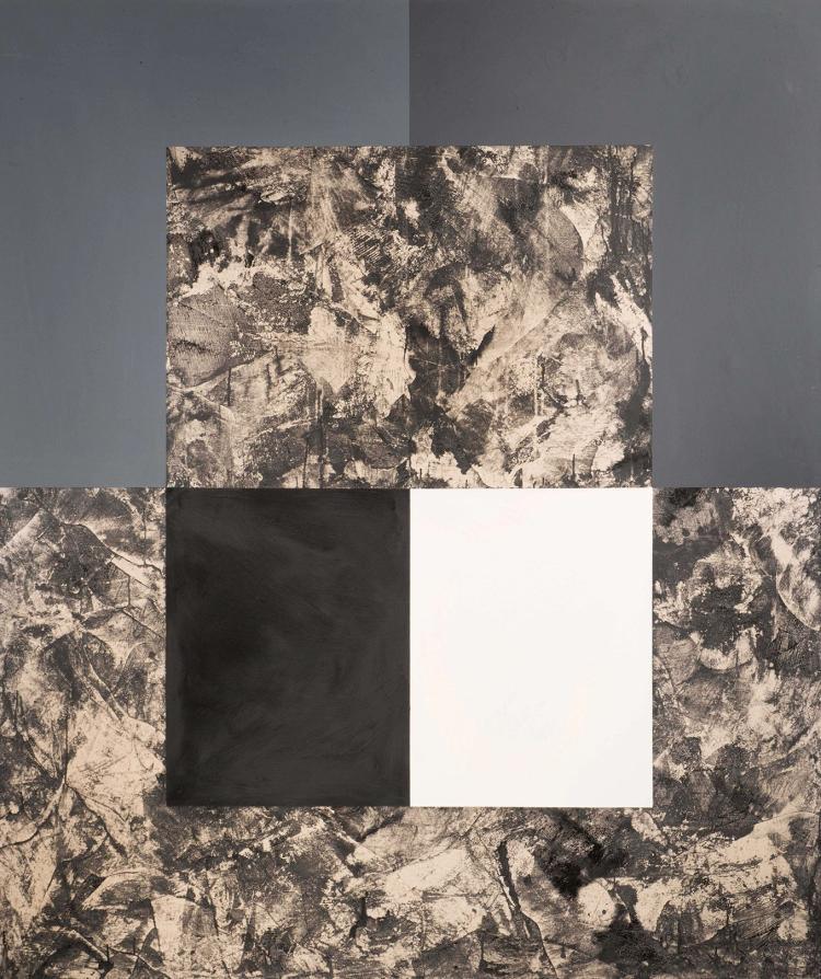 DOMINIQUE DEHAIS (FRA/1956)  Sans titre, 1990