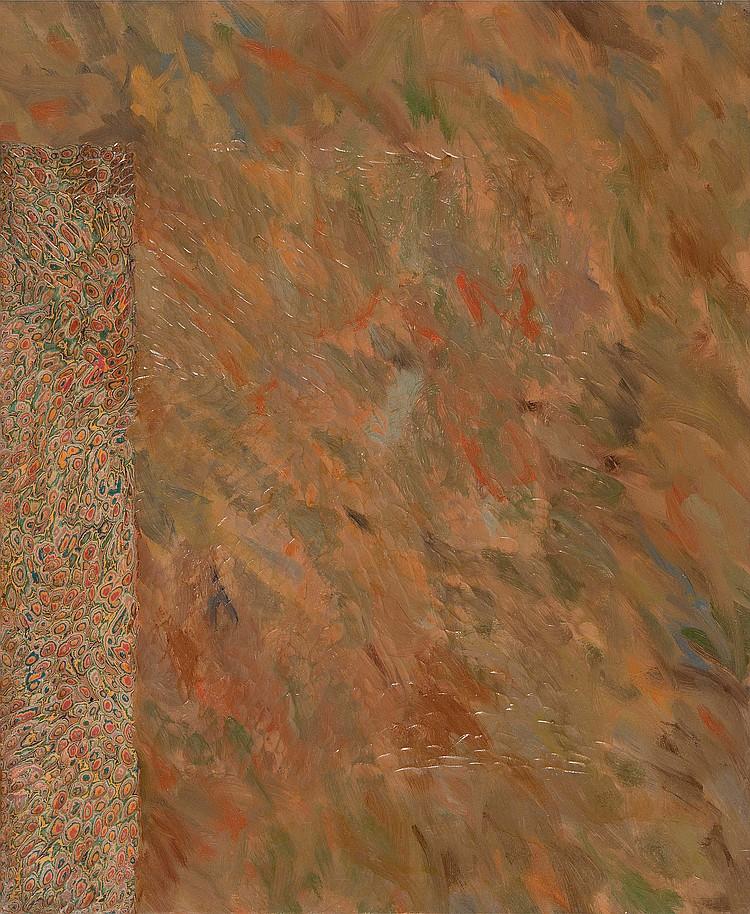 BERNARD FRIZE (FRA/1954) Sans titre, 1983