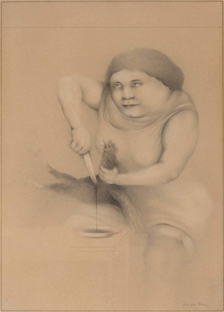 GEORGES BRU (FRA/1933)  La Sanguinette