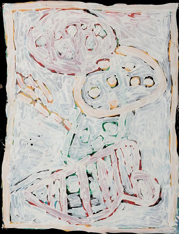 GEORGES AUTARD (FRA/1947) Sans titre, 1985