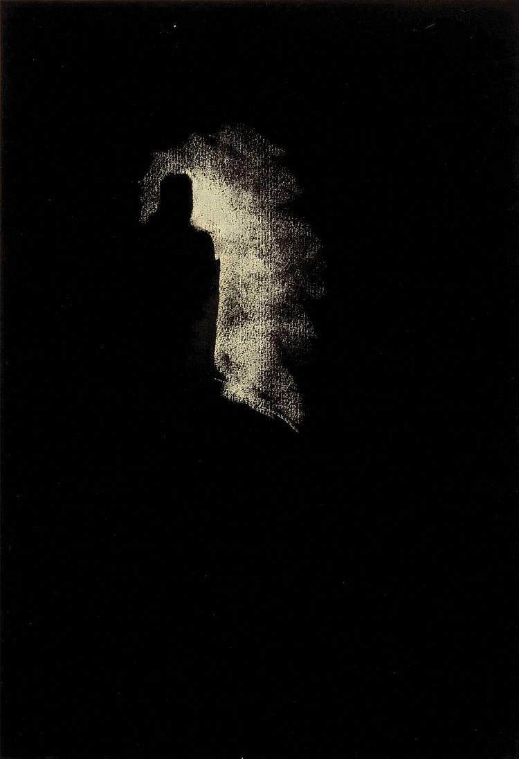 CLAUDIO PARMIGGIANI (ITA/1943)  Sans titre, ca. 1986