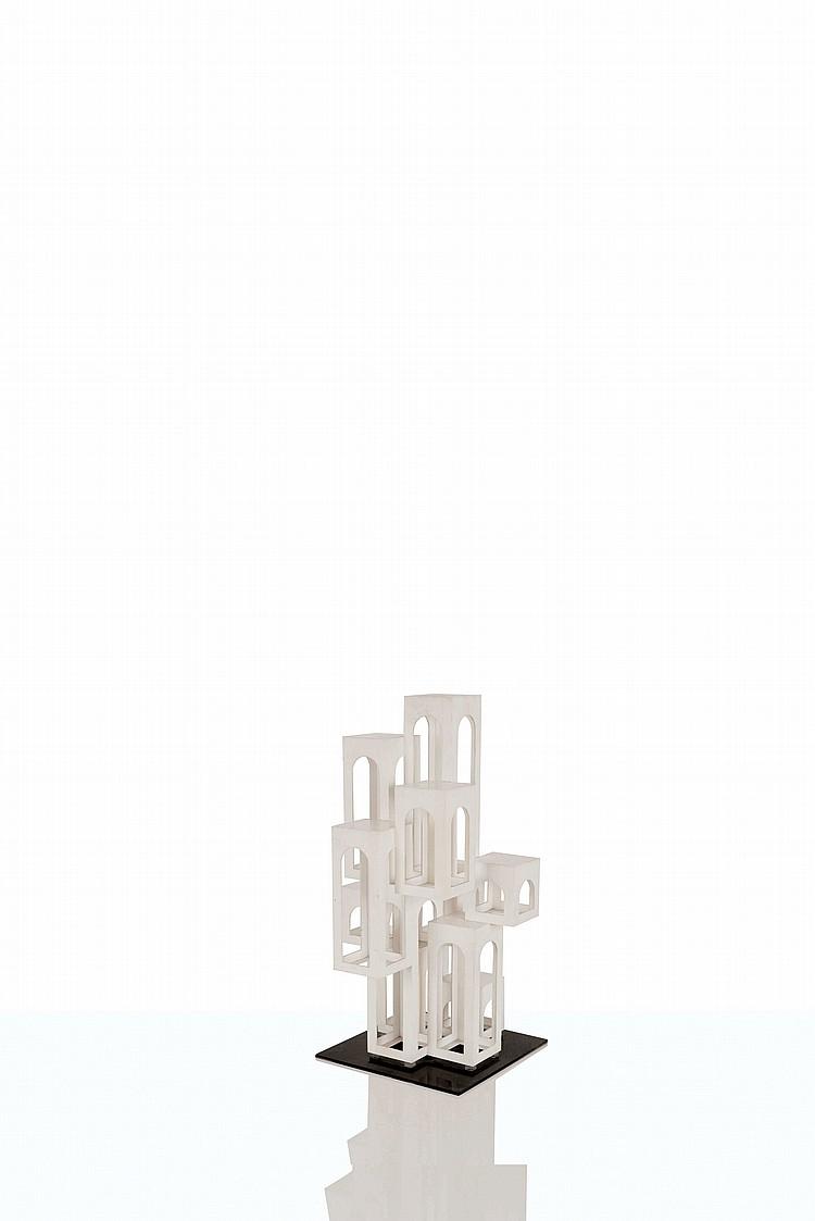 GREGORIO VARDANEGA (ITA/1923-2007)  Sans titre (Building Blocks), ca. 1975