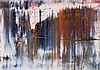 GERHARD RICHTER (GER/1932)  Abstraktes Gemälde 726