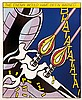 ROY LICHTENSTEIN (USA/1923-1997)  The Enemy Would Have Been Warned