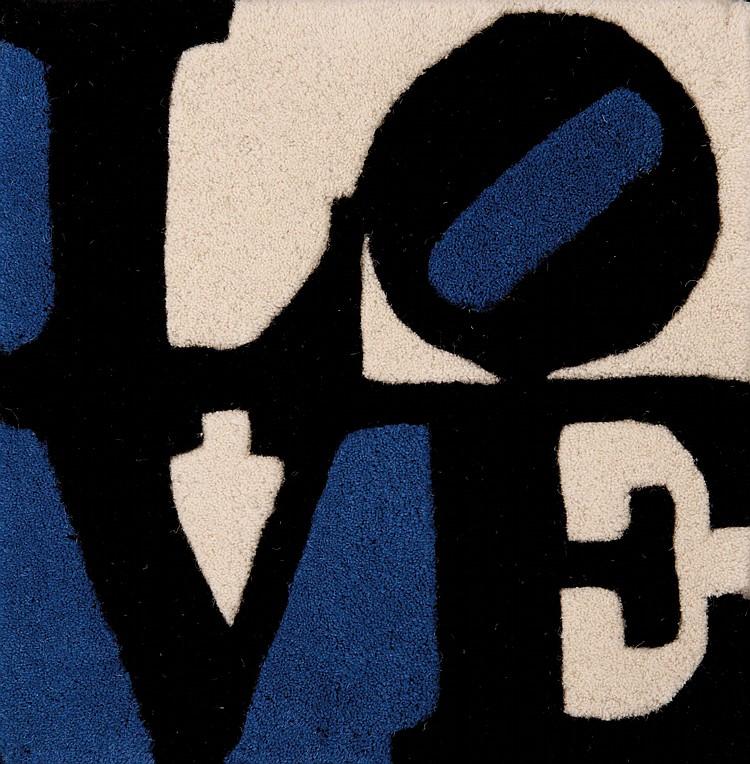 ROBERT INDIANA (USA/1928) Estonian Love, 2006