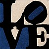 ROBERT INDIANA (USA/1928)  Estonian Love, 2006