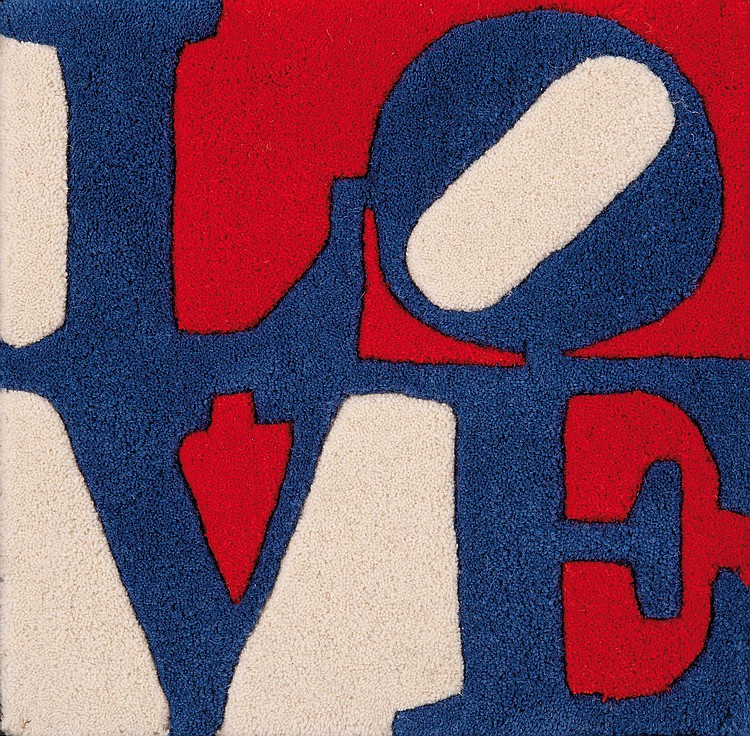 ROBERT INDIANA (USA/1928)  Slovakian Love, 2006
