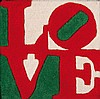 ROBERT INDIANA (USA/1928)  Magyar Love, 2006