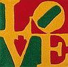 ROBERT INDIANA (USA/1928)  Summer Love, 2006