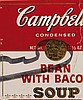 ANDY WARHOL (USA/1928-1987)  Campbell's Soup, ca. 1980