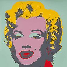 ANDY WARHOL (USA/1928-1987)  Marilyn Monroe (After Andy Warhol)