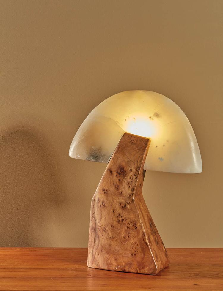 carlos arminho n en 1954 lampe peuplier et alb tre. Black Bedroom Furniture Sets. Home Design Ideas