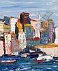 Jean SARDI (NÉ EN 1947) - Le départ, Jean Sardi, Click for value