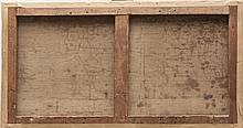 Auguste-François GORGUET (1862-1927)   Une journée à la campagne. 1894.   Huile sur toile.   Signée et datée 1894 en bas à gauche.   65 x 40 cm.