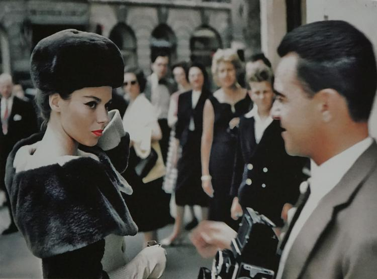 CHRISTIAN LEMAIRE  La mode Paris 1958