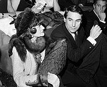 ANDRE SAS  Coco Chanel et Robert Hossein