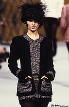 GUY MARINEAU  Kate Moss collection Chanel 1993