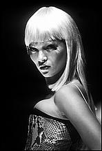 GUY MARINEAU  Kate Moss Paris 1998