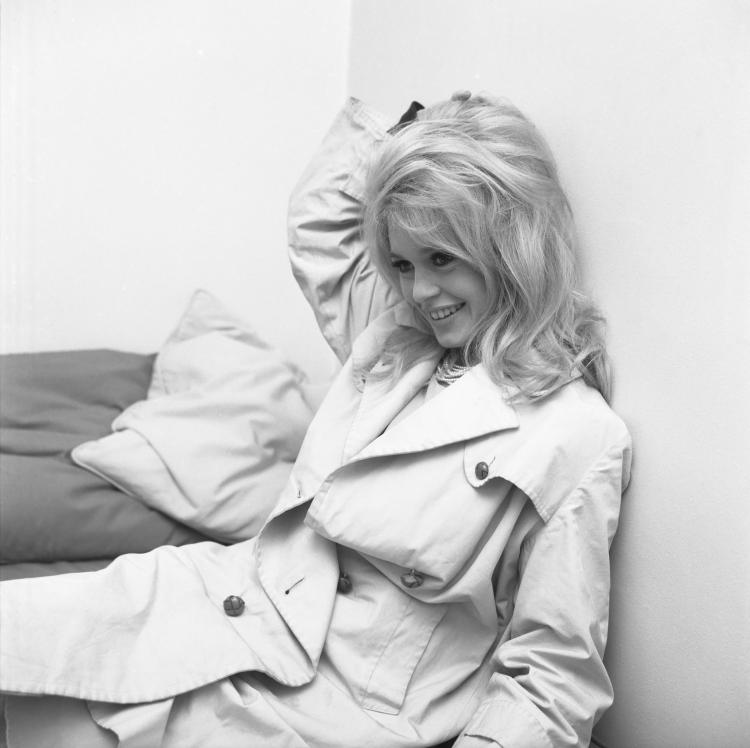 ANDRE SAS  Brigitte Bardot