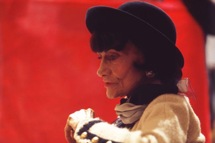 SHAHROCK HATAMI  Coco Chanel