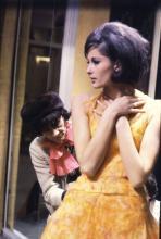 SHAHROCK HATAMI  Coco Chanel essayage