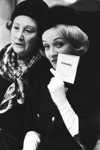 SHAHROCK HATAMI  Marlène Dietrich collection Chanel