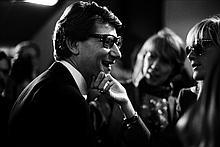 VLADIMIR SICHOV  Yves Saint Laurent, Betty Catroux 1982