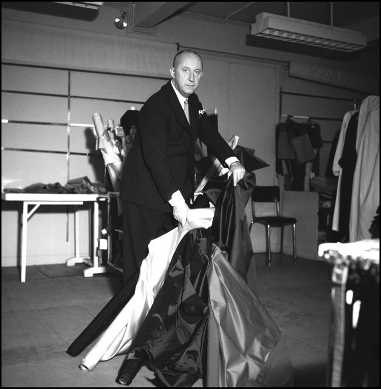 Henri ELWING  Monsieur Christian Dior