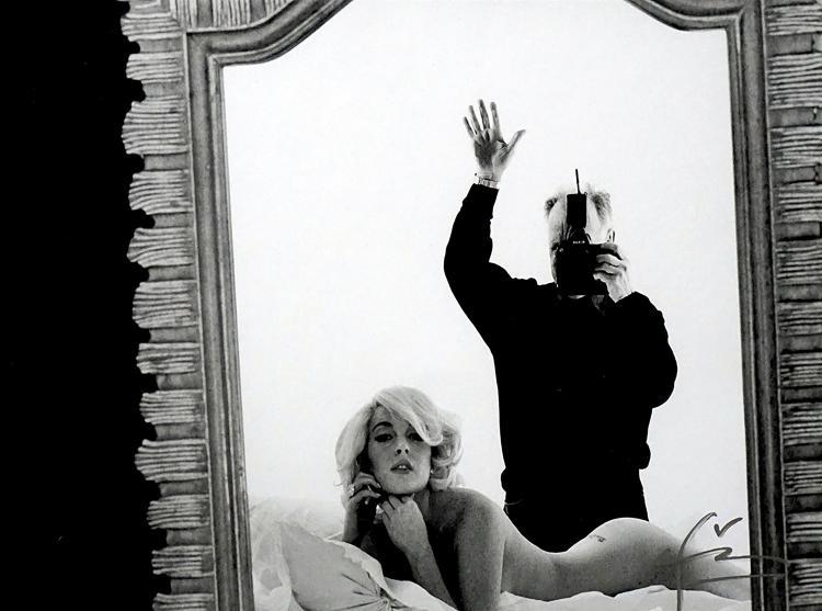 BERT STERN Lindsay Lohan