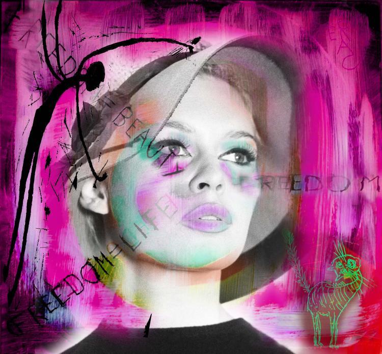 ALEXANDRE BARTHET & GRACER  Brigitte Bardot «Chapeau Barthet»