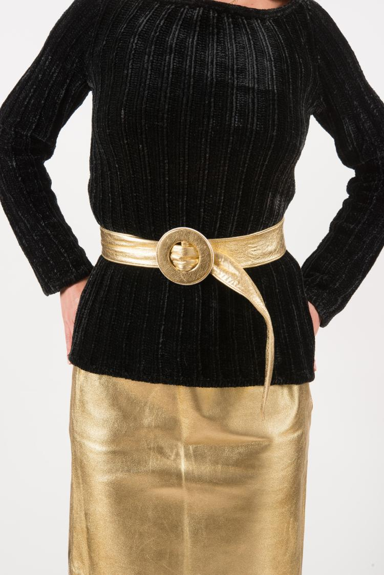 YVES SAINT LAURENT PARIS - Rive gauche - Made in France Circa 1980.