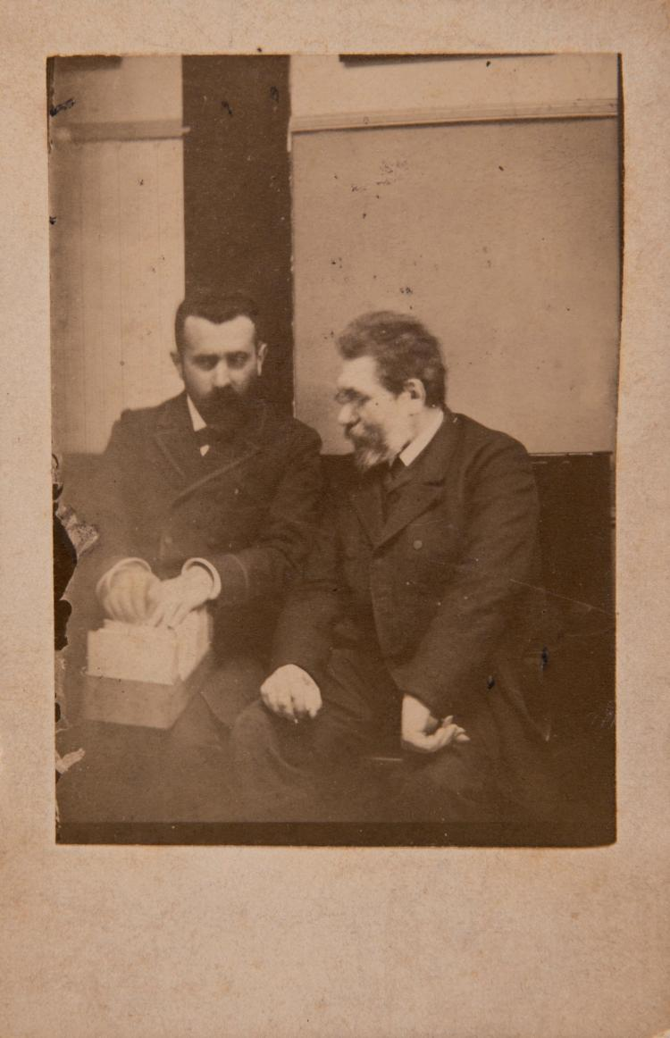 ALPHONSE BERTILLON (1853-1914)