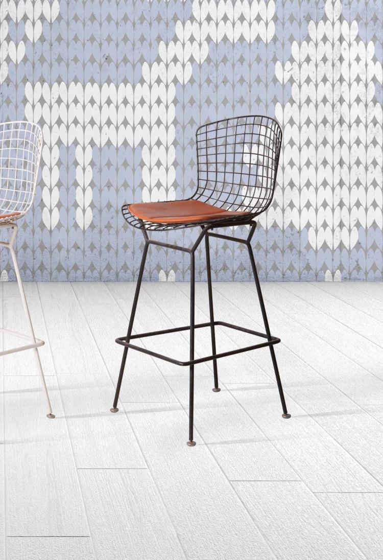harry bertoia 1915 1978 tabouret. Black Bedroom Furniture Sets. Home Design Ideas