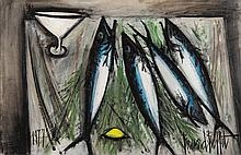 ANCIENNE COLLECTION PERSONNELLE DE MAURICE GARNIER  BERNARD BUFFET (1928-1999)