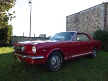 FORD MUSTANG GT Coupe 1965