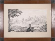 Attribue´ a` Etienne ALLEGRAIN (1645-1736)